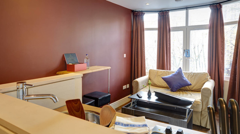 London Onebed Room
